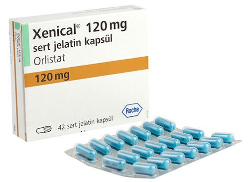 池袋東口徒歩3分|池袋セントラルクリニック|脂肪吸収阻害剤:Xenical(orlistat):ゼニカル