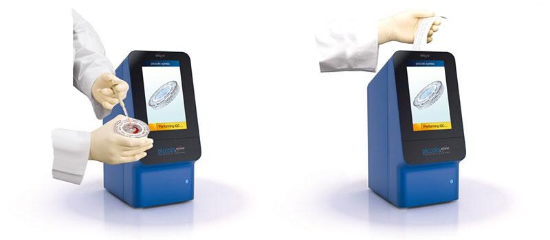 池袋東口徒歩3分|池袋セントラルクリニック|自動血球計数CRP測定装置